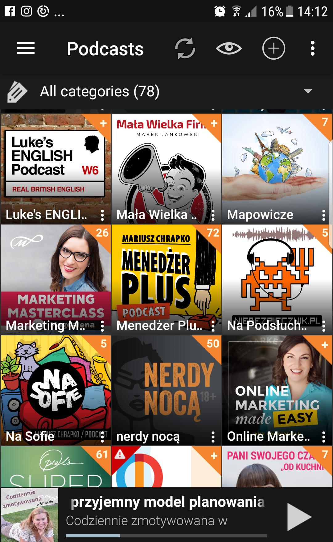aplikacje do podcastów
